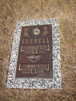 Ruth <i>White</i> Burnell