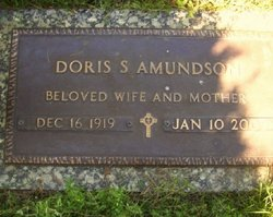 Doris Sylvia <i>Foss</i> Amundson