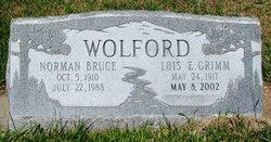 Lois Ella <i>Grimm/Wolford</i> Bronson