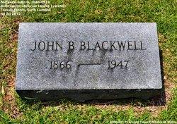 John B. Blackwell