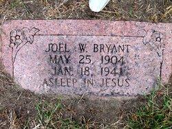 Joel W Bryant