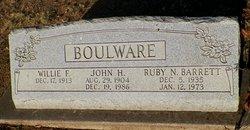 Ruby Nell <i>Boulware</i> Barrett