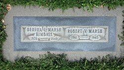 Robert Varnhumn Marsh