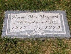 Norma Mae Maynard