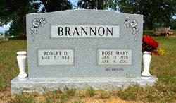 Rose Mary <i>White</i> Brannon