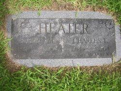 Charles T Heater