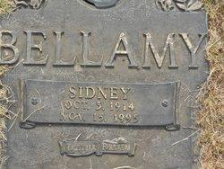 Sidney William Bellamy