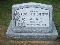 Ronnie Lee Quednau
