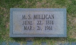 Melvin Spencer Millican