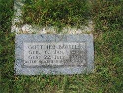 Friedlich Gottlieb Wilhelm Gottlieb Bartels
