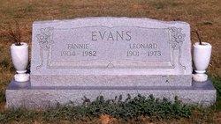 Fannie Agness <i>Nickel</i> Evans