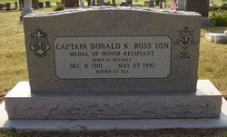 Capt Donald Kirby Ross