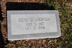 Irene O Atkinson