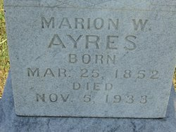 Marion Wilson Ayers