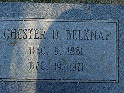 Chester Dare Belknap