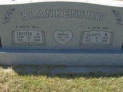 Chester Alvis Blankenship