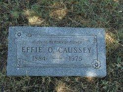 Effie O. Caussey