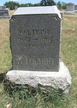 Walter E. Achamire