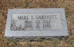 Merl T. Garriott