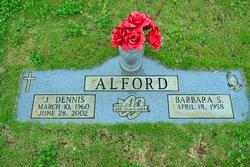 J Dennis Alford