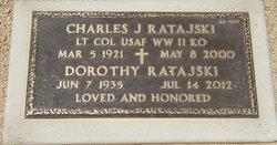 LTC Charles J Carl Ratajski