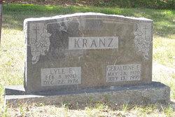 Geraldine Elizabeth <i>Fitzgerald</i> Kranz
