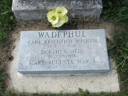 Mary Augusta Maria Wadephul