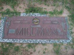 Mary Evelyn <i>Pomroy</i> Millman