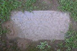 Max Valentine Bioty