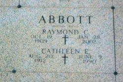 Cathleen Ethel <i>Richardson</i> Abbott