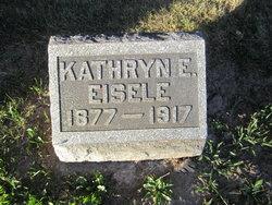 Katherine E Katie Eisele