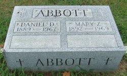 Daniel D. Abbott