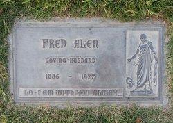 Frederick Arthur Alen