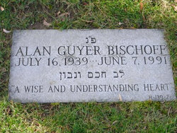 Alan Guyer Bischoff