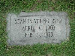 Seanus Agnus <i>Young</i> Dyer