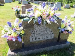 Lucienne Cecile <i>Parent</i> Beaulieu