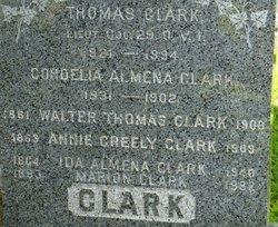 Earnest Robert Clark