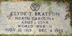 Clyde T. Bratton