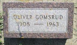 Oliver M Ollie Gomsrud