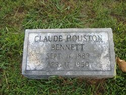 Claude Houston Bennett