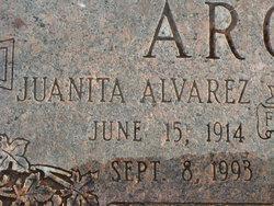 Juanita <i>Alvarez</i> Arcides