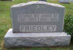 Annie M Friedley
