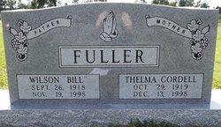 Thelma Louise <i>Cordell</i> Fuller