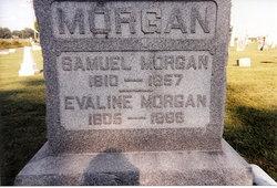 Evaline <i>Gorman</i> Morgan