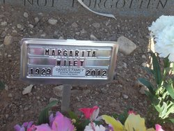 Margarita Wiley