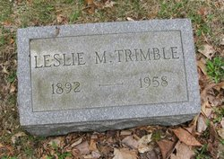 Leslie M. Trimble