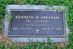 Kenneth Warren Abraham