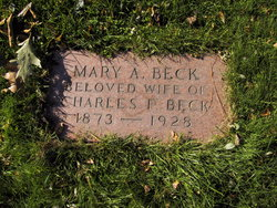 Mary Ann <i>Connors</i> Beck