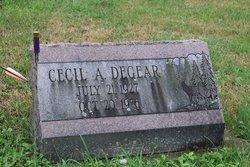 Cecil A. Degear