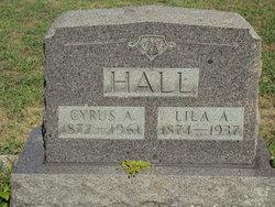 Eliza Ann Lila <i>McCrea</i> Hall